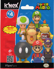 K'NEX MARIO Super Mario Series 4 (New In Bag) RARE