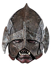 Lord of the Rings Costume Accessory, Mens Urak Hai Full Mask