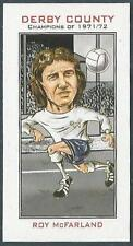 DERBY COUNTY CHAMPIONS OF 1971-72- #13-ROY McFARLAND