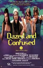 "DAZED AND CONFUSED Movie Poster [Licensed-NEW-USA] 24""x36""  (1993) Linklater"
