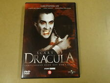 DVD / THE SCARS OF DRACULA ( CHRISTOPHER LEE )