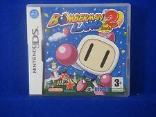 *ds BOMBERMAN LAND TOUCH 2 II (No Manual) REGION FREE Lite DSI Nintendo