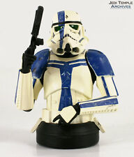 Star Wars Gentle Giant Stormtrooper Commander Mini Bust Exclusive LE2100