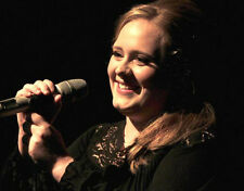 Adele UNSIGNED photo - P1481 - Chasing Pavements & Set Fire to the Rain