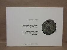 1995 Roman Coinage Ripostiglio Della Venera Storeroom of Venera Volume 1 Giard