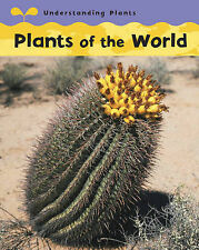 Understanding Plants: Plants Of The World Llewellyn, Claire Very Good Book