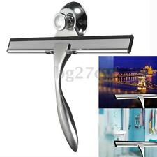Bathroom Shower Squeegee Glass Window Wiper Mirror Tile Car Cleaner With Holder