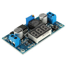 DC-DC Convertidor Módulo LM2596 LED Tensión Voltage Regulador Ajustable StepDown