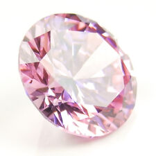 1 Carat Round Cut Argyl Pink My Russian Diamond Simulated Lab Created Gemstone