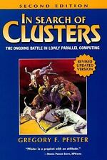 In Search of Clusters (2nd Edition) Pfister, Gregory Paperback