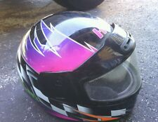 HJC Dieter Def cl-10 snowmobile helmet nice condition