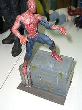 2002 toy biz LEAPING Spider-Man MOVIE FIGURE LEGENDS