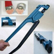 10/120mm INDENT CRIMPERS TOOL WIRE CABLE WIRE LUG TERMINAL CRIMPER BATTERY