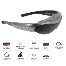 80'' Smart Virtual Video Glasses WiFi Bluetooth Touch Screen Media Player N3N5
