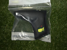 2017 OFFICIAL MASTERS PUTTER HEAD COVER AUGUSTA NATIONAL GOLF TOURNAMENT NEW
