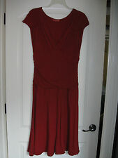 VELVET GRAHAM SPENCER DRESS XL RED VALENTINES DAY
