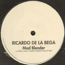 RICARDO DE LA BEGA - Mad Blender - Not On Label