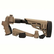 ATI Mossberg 500 Shotgun FDE TacLite 6 Position Side Fold Stock B.1.20.1135