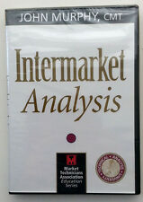 INTERMARKET ANALYSIS by John Murphy * NEW Sealed Stock trading DVD *