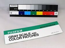 Fuji Grey Scale And Colour Chart Colour Color Separation Guide