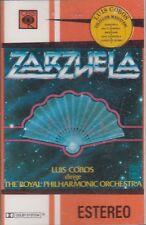 Zarzuela Luis Cobos Dirige The Royal Philharmonic Orchestra Cassette