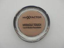 Max Factor Miracle Touch Liquid Illusion Foundation 65 Rose Beige 11.5g