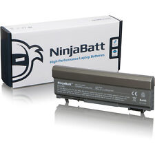 NinjaBatt 9 Cell Laptop Battery for Dell Latitude E6400 E6410 [9Cell/6600mAh]