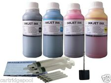 Canon refill ink for PG-50 CL-51 JX200 PIXMA MP450 MP460 MX300 MX310 4X250ML/S