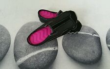 New Curves for Women Comfy Sports FItness sneakers Slide ins Size 6/36