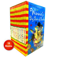 Winnie the witch Collection Korky Paul 16 Books Set Big Box Gift Pack Brand New