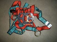 ROSE MSA 502733D Pullover SAFETY HARNESS Size XSM 310lb Cap Warranty