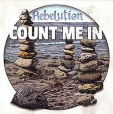 Rebelution ‎– Count Me In LP - Roots Reggae - SEALED w/ Don Carlos Collie Buddz