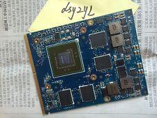 Dell NVIDIA GTX 660M GDDR5 2GB Video Card for  Alienware M15X M17X M18X