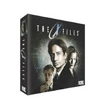 THE X-FILES BOARD GAME BRAND NEW & SEALED CHEAP!!