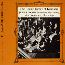 Ritchie Family Of Kentucky - Ritchie Family (2009, CD NEUF) CD-R