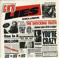 G N'R Lies - Guns N' Roses (1990, CD NEUF) Explicit Version