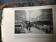 k1-2 ephemera picture 1957 atlantic liner express wellington bridge dover