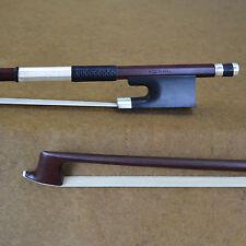 ***HURRY! - $100 OFF!** ANTIQUE D. Peccatte Model Master Pernambuco Violin Bow