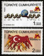 TURKEY MNH 2012 International Cooperatives Year
