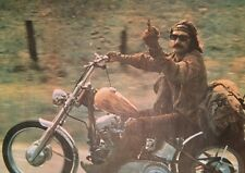 Dennis Hopper Vintage Poster Middle finger Easy Rider 60's Movie Pin-up Headshop
