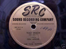 VINTAGE SOUND RECORDING COMPANY-TOO MUCH