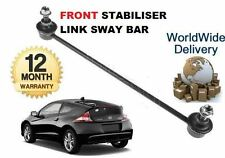 FOR HONDA CRZ 1.5i HYBRID 4/2010 NEW FRONT STABILISER LINK TIE SWAY BAR