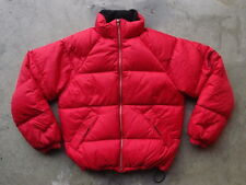 Vintage Polo Jeans Co Ralph Lauren Down Jacket Size S Red Coat Winter NYC