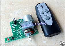 AC/DC 9V Infrared Remote Control Volume Control Board ALPS Potentiometer PRE AMP