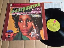 V/A - PHILLYBUSTERS - THE SOUND OF PHILADELPHIA - LP - PIR 65869 - HOLLAND 1974