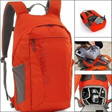 Neuf lowepro photo hatchback 22L aw sac à dos avec weather cover * orange
