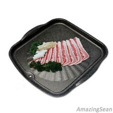 Korean Barbecue Grill, Pork Belly Grill, SamGyupSal Pan, Stovetop BBQ, Table Top