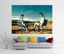 BREAKING BAD TV SERIES SEASON 1 2 3 4 5 GIANT WALL ART PRINT POSTER H260
