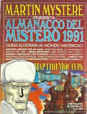 MARTIN MYSTERE ALMANACCO DEL MISTERO 1991