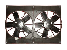 "NEW SPAL DUAL 11"" ELECTRIC FAN SHROUD 30102052 2VA06-AP70/LL-37A"